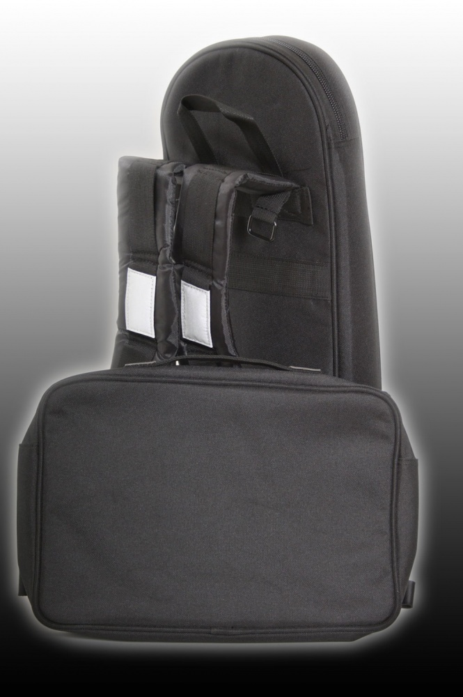 LENZ Famous Music Bag, Bag Soft-Case For Flugel Horn