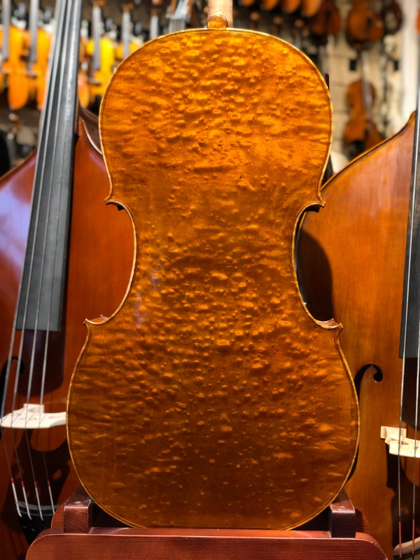 Vultur Calin 4/4 Meister Cello, GUARNERI Modell