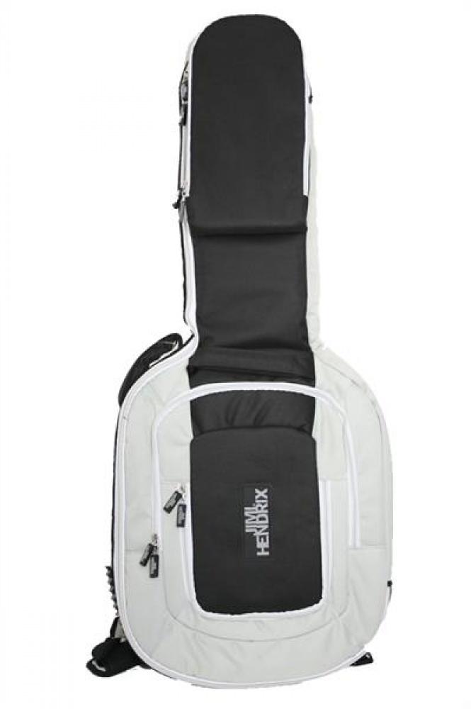 JIMI HENDRIX  Premium Gig Bag für 4//4 Konzertgitarre grau oder schwarz