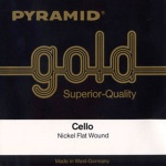 PYRAMID Gold Cello Saiten SATZ